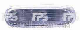 Покажчик повороту на крилі Fiat Doblo '01-09 лівий/правий, білий (DEPO)