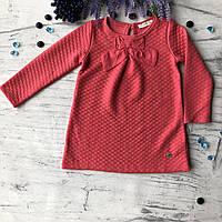 Розовое платье на девочку Breeze 178. Размер 98 см, 104 см, 110 см, 116 см, фото 1