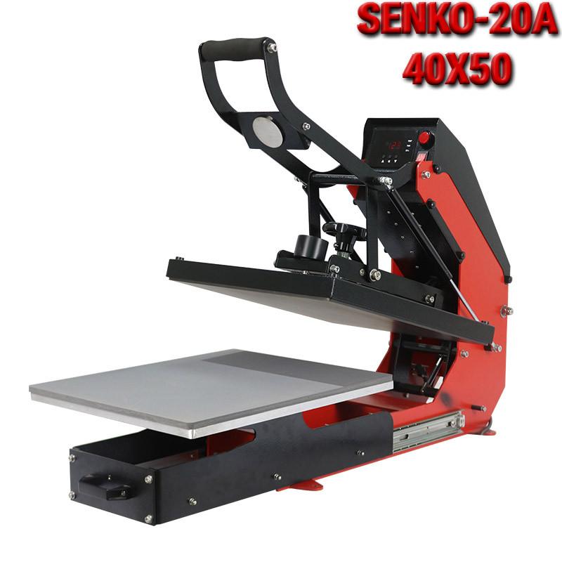 Термопресс планшетный SENKO-20A 38x50 самооткрывающийся