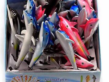 Ручка шариковая Дельфин 8-16 (30шт)