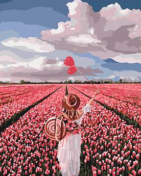 Картина по номерам Розовая мечта (KH4603) 40 х 50 см Идейка