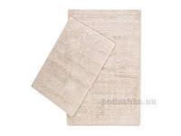Набор ковриков в ванную Irya Esta bej бежевый