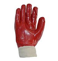 Перчатки Doloni 4518 с ПВХ покрытием