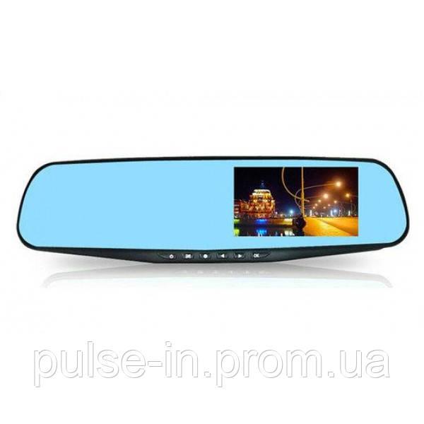 Зеркало регистратор DVR 138W одна камера