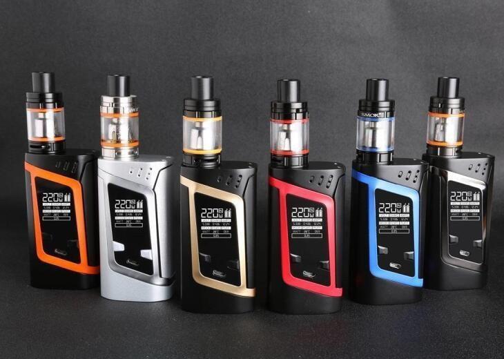 Электронная сигарета Smok Alien Starter Kit 220w