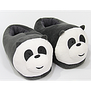 Домашние тапочки Панды, фото 2
