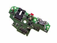 Субплата с разъемом зарядки USB Huawei P Smart (Figo-L31), оригинал