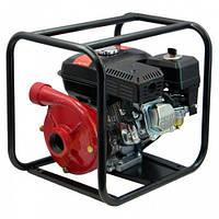 Мотопомпа бензиновая SAKUMA SWP40CI высоконапорная (15 л.с., 2167 л/мин)