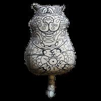 Раскраска антистресс «Кот», размер: 25*35 см