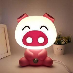 Светильник-ночник детский Свинка top-670, фото 2
