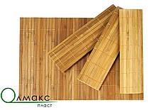 Бамбуковая салфетка в кафе и для дома, 30см *45см, цвет натурального дерева