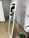 Напольное зеркало с ножкой, фото 4