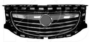 Решетка Опель INSIGNIA радиатора черн./хром. / OPEL INSIGNIA (2008-2013)