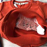 Красный костюм на мальчика Breeze 210. Размер 74 см,  80 см, 86 см, 92 см (2 года), 98 см (3 года), фото 4
