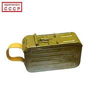 Короб ПКМ на 100 патронов без патронной ленты (оригинал СССР), фото 1