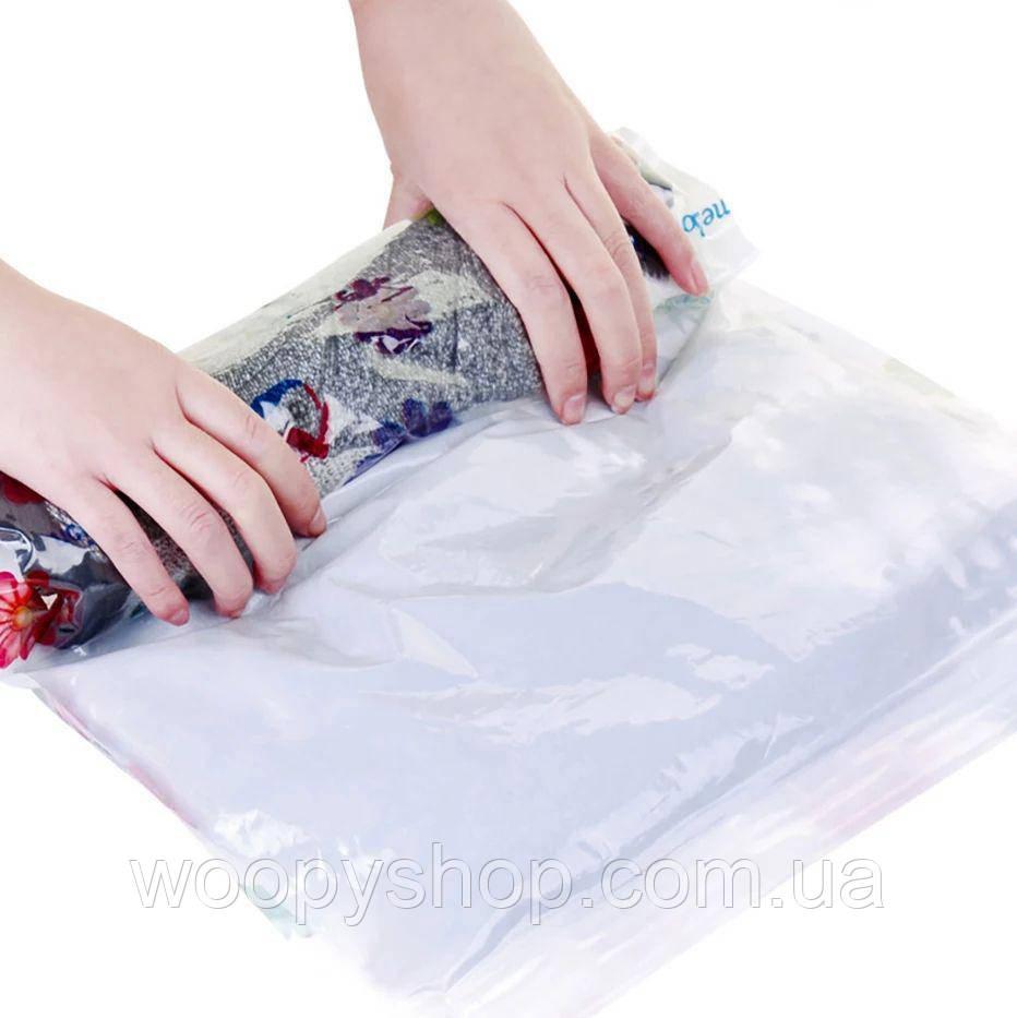Компрессионные вакуумные пакеты для одежды