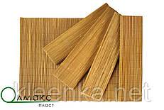 Сеты, салфетки из натурального бамбука в кафе, пиццерию и для дома, 30см *45см