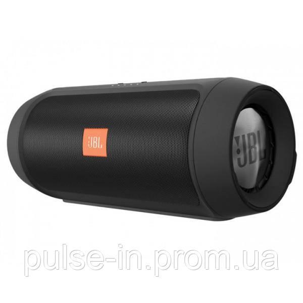 Портативная колонка JBL Charge 2+ Black