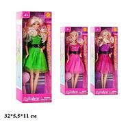 Кукла DEFA 29см 8226 3в.кор.11*5,5*32 ш.к./48/(8226)