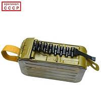 Короб ПКМ на 100 патронов с патронной лентой (оригинал СССР), фото 1