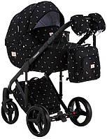 Дитяча універсальна коляска 2 в 1 Adamex Luciano Deluxe Y115
