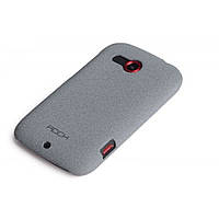 Чехол для телефона Rock quicksand series for HTC desire V Light Grey