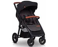 Прогулочная коляска EasyGo Quantum Air 2019 цвет черный (antracite)