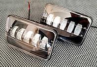 Светодиодная фара, LED фара, дополнительного света, 50Вт, 12/24В, TripCraft, комплект 2 шт., фото 1