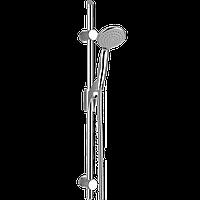 BILA SMEDA система душова (змішувач для душа, верхній і ручний душ 3 режими, шланг 1,5м) T-15085