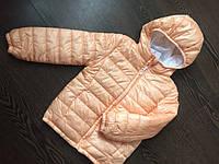 Куртка демисезонная детская 4-5 лет, р.108