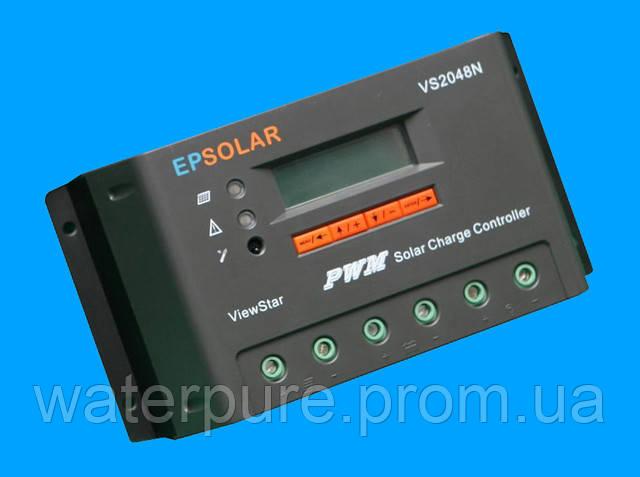 солнечный контроллер заряда для дома