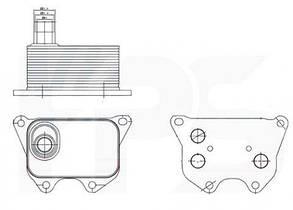 Масляный радиатор Ауди A5 / AUDI A5 (2007-)