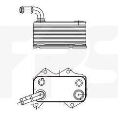 Масляный радиатор Вольксваген Пассат CC / VOLKSWAGEN PASSAT CC (2008-)