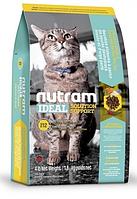 Корм холистик Nutram Ideal Support Weight Control для контроля веса кошек всех пород 1.8 кг
