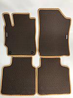 Автомобильные коврики EVA на TOYOTA CAMRY 50 (2011-2014)