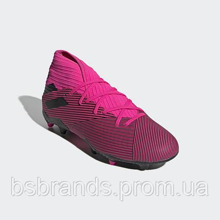 Мужские бутсы Adidas Nemeziz 19.3 FG (Артикул:F34388), фото 2