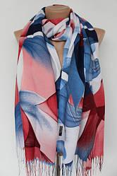 Шарфи кашемірові Eyfel з абстракцією