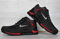 Яскраві черевики чоловічі - кросівки зимові відмінної якості