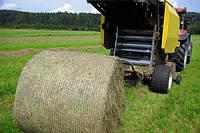 Сетка для тюковки сена и соломы