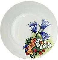 Набор 6 подставных тарелок ST Колокольчики d 26.5 см Белый ST-55623psg, КОД: 172403