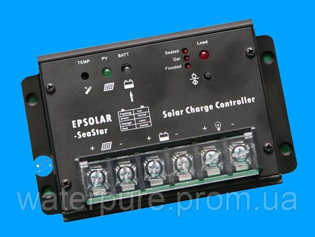 солнечный контроллер заряда для туристов