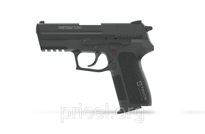 Стартовый пистолет Retay S20, 9мм. (S530104B)