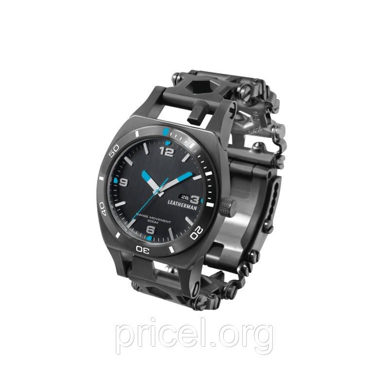 Часы-браслет LEATHERMAN Tread Tempo черные (832420)