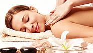 Успокаивающий массаж