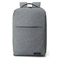 Рюкзак для ноутбука Bagsmart Pasadena 15.6 Серый KD-0140002008, КОД: 396141