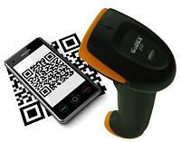 Обзор нового 2D сканера штрих кодов Godex GS550