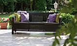 Комплект садовой мебели Allibert Corfu Love Seat Max, фото 10