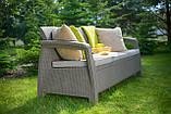 Комплект садовой мебели Allibert Corfu Love Seat Max, фото 8