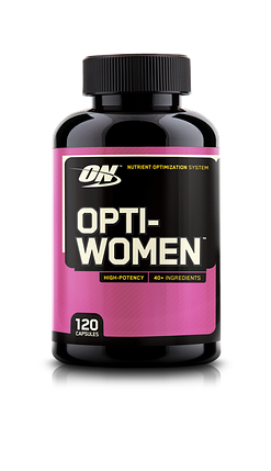Вітаміни Opti - Women Optimum Nutrition 120 caps, фото 2