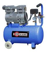 Компрессор Odwerk TOF-7524 L (0.75 кВт, 165 л/мин, 25 л)